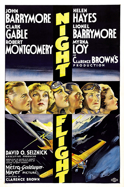 Night Flight movie Poster