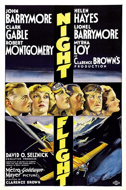 Night Flight movie Poster