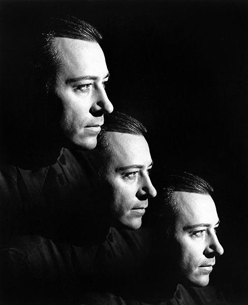 George Raft in 1937. (Bizarre Los Angeles)