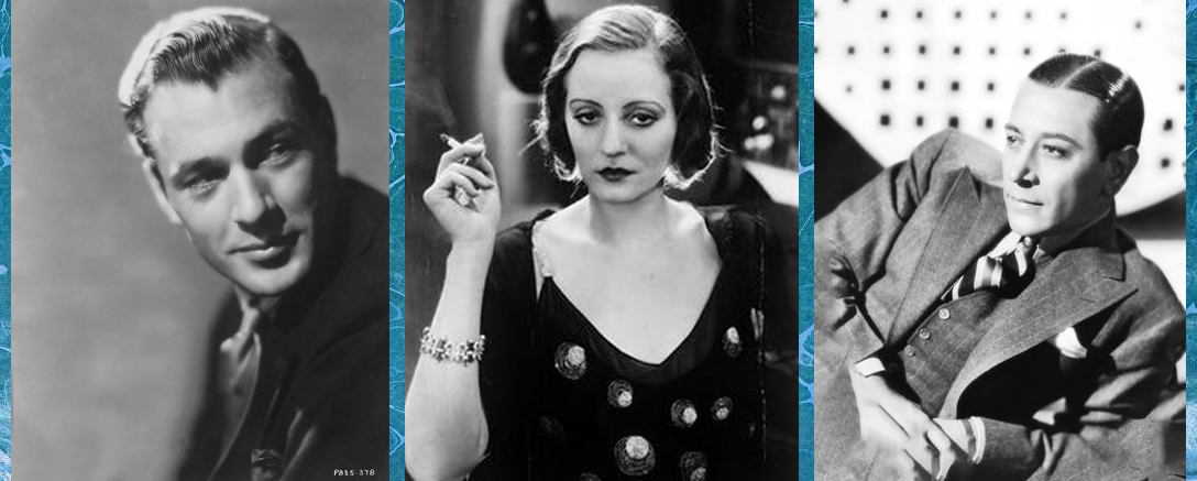 """""""I got it [gonorrhea] from either from Gary Cooper or George Raft… do you think I've learned my lesson now?"""" -- Tallula Bankhead (Bizarre Los Angeles)"""