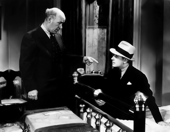 """George Raft in""""Madame Racketeer"""" (1932)"""