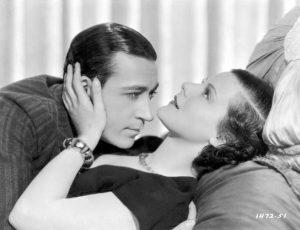 "George Raft and Helen Mack in ""All of Me"" (1934). Bizarre Los Angeles"
