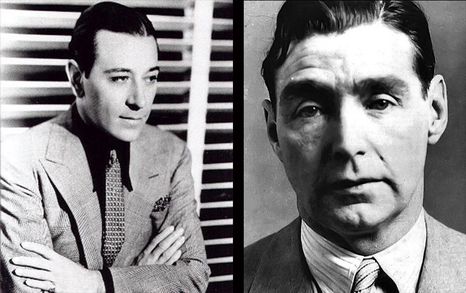 """""""He's a white guy through and through. I don't know why he took the wrong road or why I didn't take one just as bad. Things just happen and sometimes a man is pushed into a way he never intended to take. Owney always seemed okay to me and I never saw the things in him I read about in the papers."""" -- George Raft on his crime boss friend Owney Madden. Bizarre Los Angeles"""