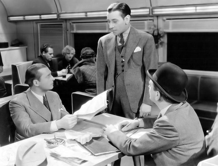 """Stolen Harmony"" starring George Raft (1935)"