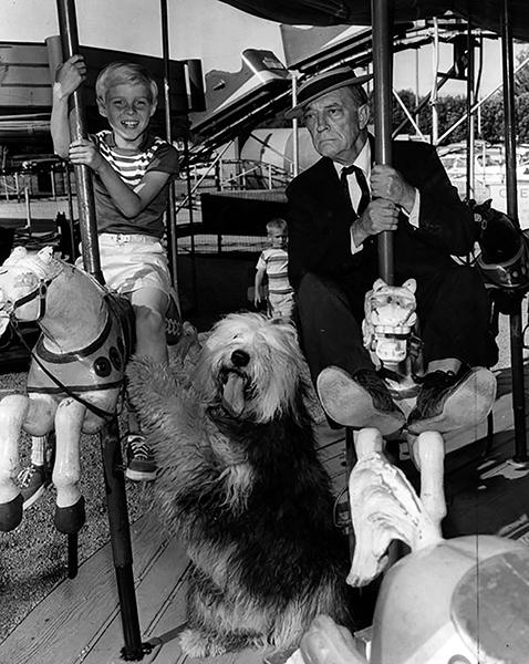 Buster Keaton Jay North 1960