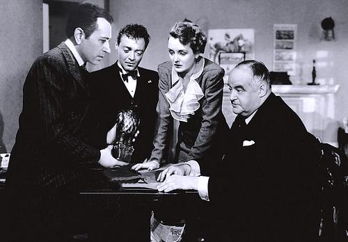 George Raft in the Maltese Falcon (Bizarre Los Angeles)