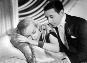 """Carole Lombard and George Raft in """"Rumba"""" (1935). Bizarre Los Angeles"""