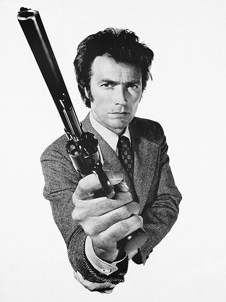 Clint Eastwood Magnum Force