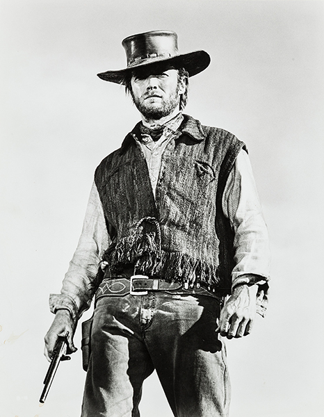Clint Eastwood Two Mules for Sister Sarah