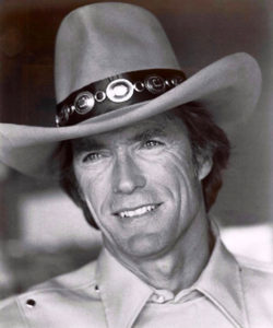 Clint Eastwood Broncho Billy