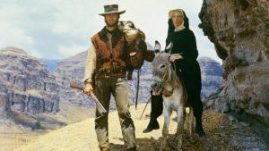 Clint Eastwood Elizabeth Taylor