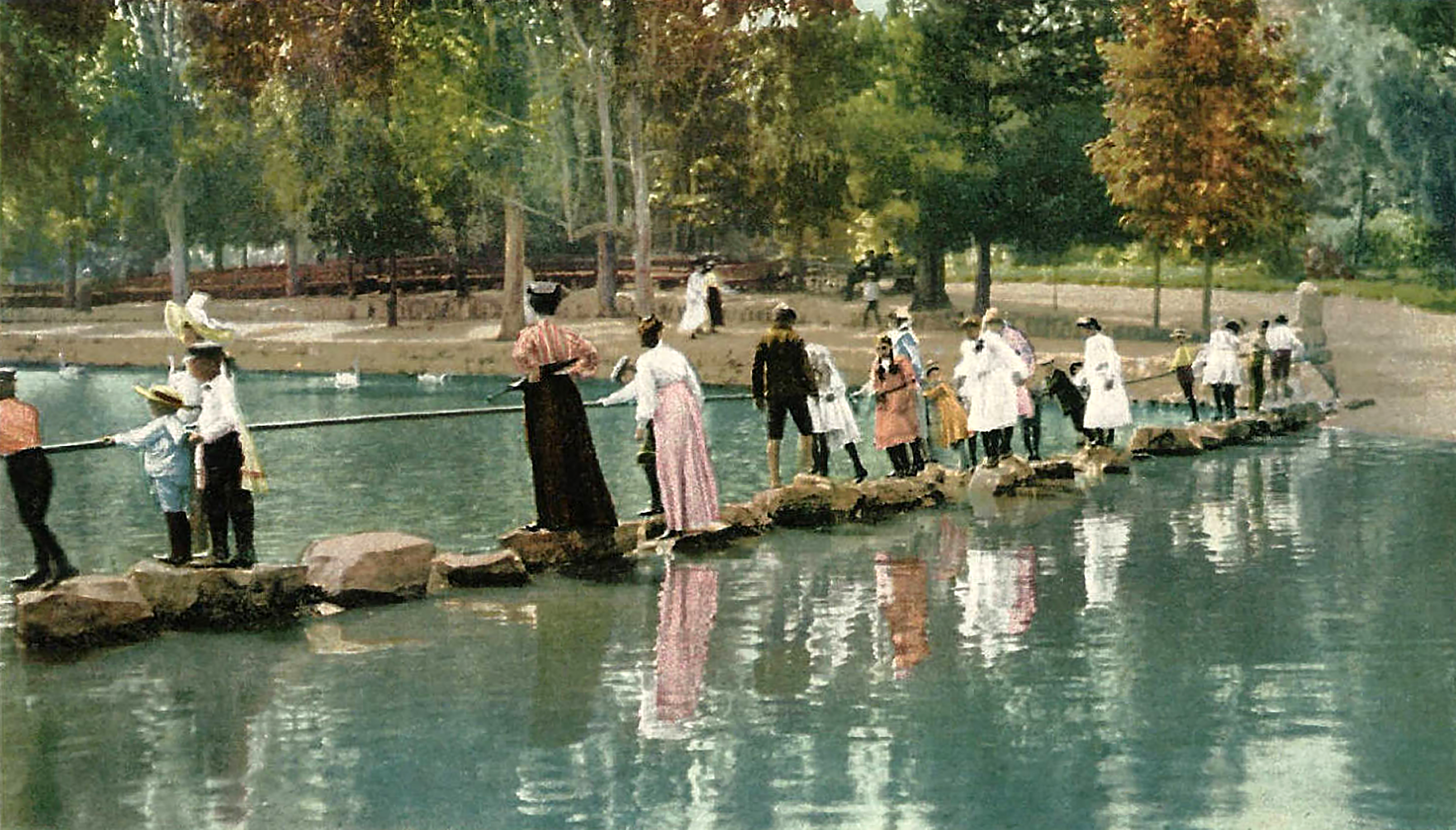 Eastlake Park 1904