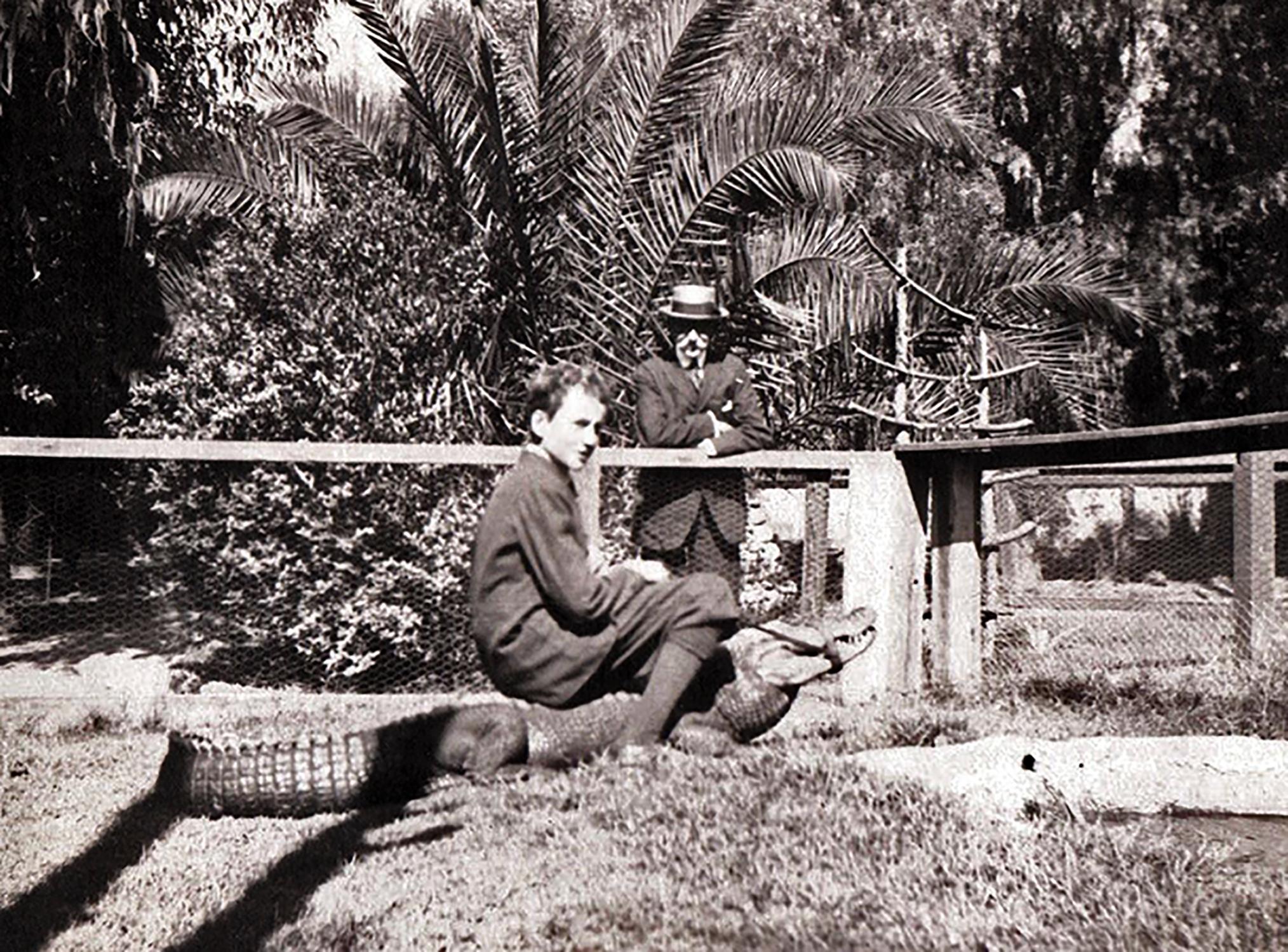 Alligator Farm 1919