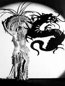 Anna May Wong vamp (Bizarre Los Angeles)