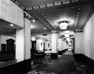 Last look at the Los Angeles Ambassador Hotel lobby (Bizarre Los Angeles)