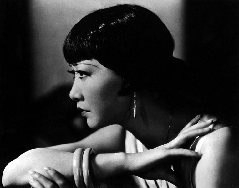 Anna May Wong (Bizarre Los Angeles)