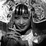 Anna May Wong smiling (Bizarre Los Angeles)
