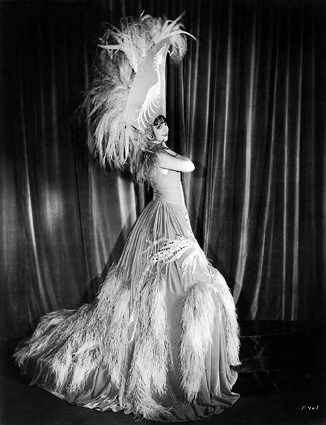 """Irène Bordoni in """"Paris"""" (1929)"""
