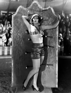 "Joan Crawford in ""The Unknown""1927 (Bizarre Los Angeles)"