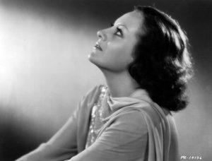 Joan Crawford in 1930 (Bizarre Los Angeles)