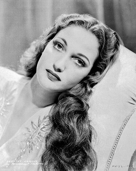 Dorothy Lamour (Bizarre Los Angeles)