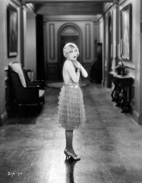 Mae Murray in 1927 (Bizarre Los Angeles)