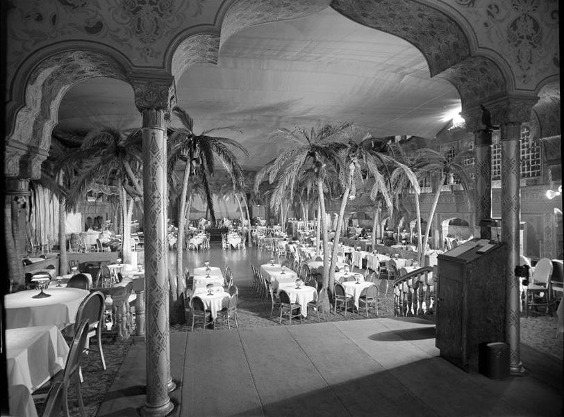 The Ambassador Hotel's Cocoanut Grove (Bizarre Los Angeles)