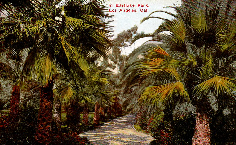 Eastlake Park in Los Angeles (Bizarre Los Angeles)