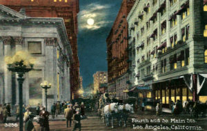 Fourth and Main 1917