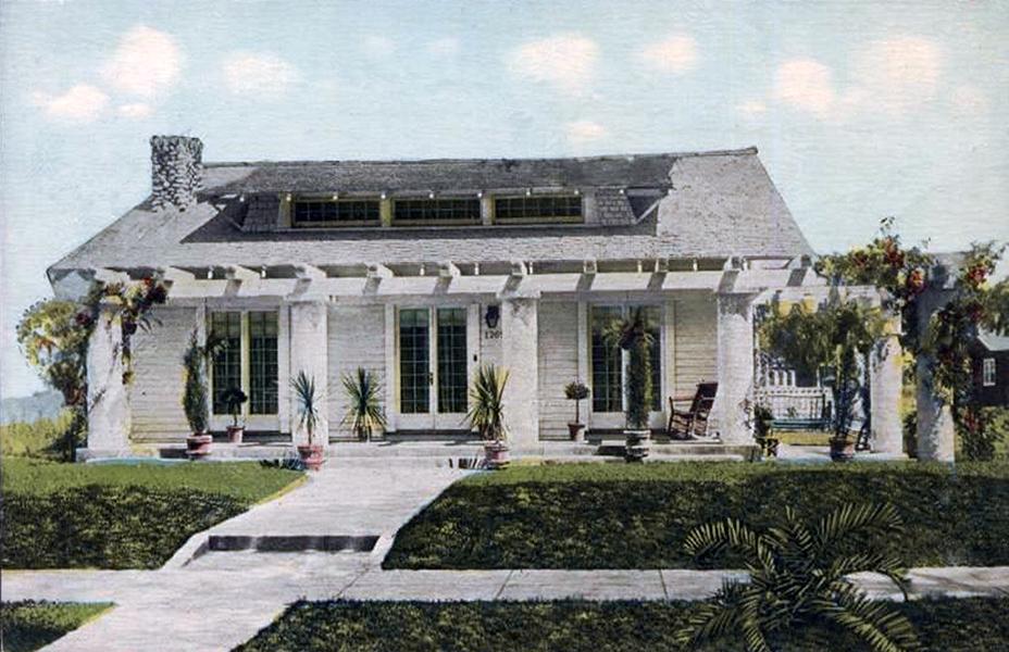 BLA_1917 bungalow Los Angeles