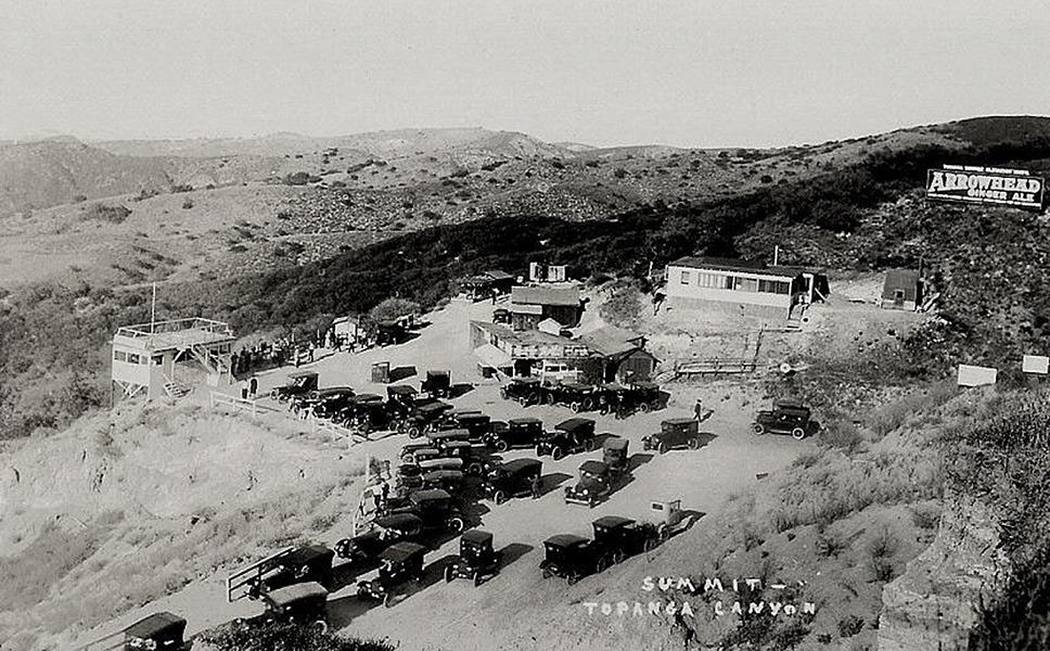 1920s Topanga Canyon, California Los Angeles County