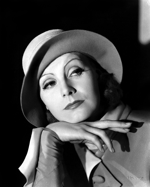 """I am not mysterious. It is just that I like to be alone."" -- Greta Garbo (Bizarre Los Angeles)"