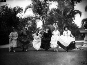 1930 Santa Monica Pioneer Days