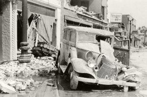 Long Beach earthquake 1933