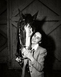 Elizabeth Taylor 1944 National Velvet