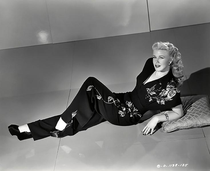 Ginger Rogers 1947