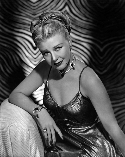 """""""I don't believe a picture should be pre-told to the public. That's why I won't do a broadcast of any picture of mine until it is out of release."""" -- Ginger Rogers (Bizarre Los Angeles)"""