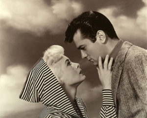 Janet Leigh & Tony Curtis (Bizarre Los Angeles)