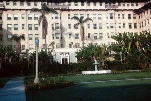 Ambassador Hotel 1963