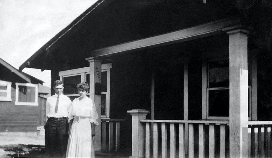 Vernon Street Home 1910s