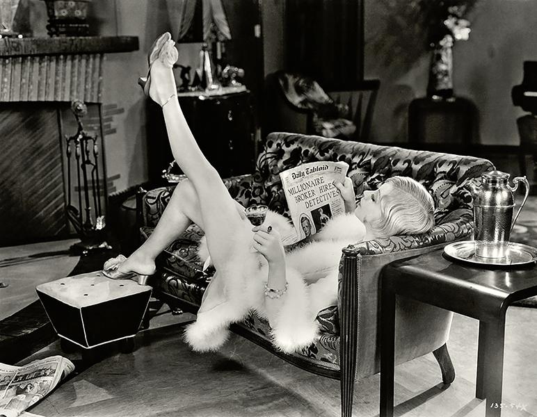 Alice White Legs