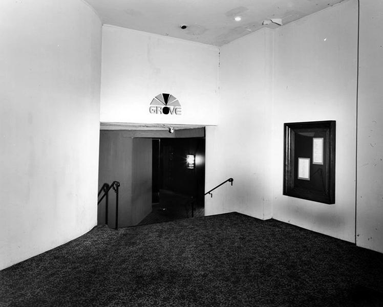 Cocoanut Grove entrance 2005