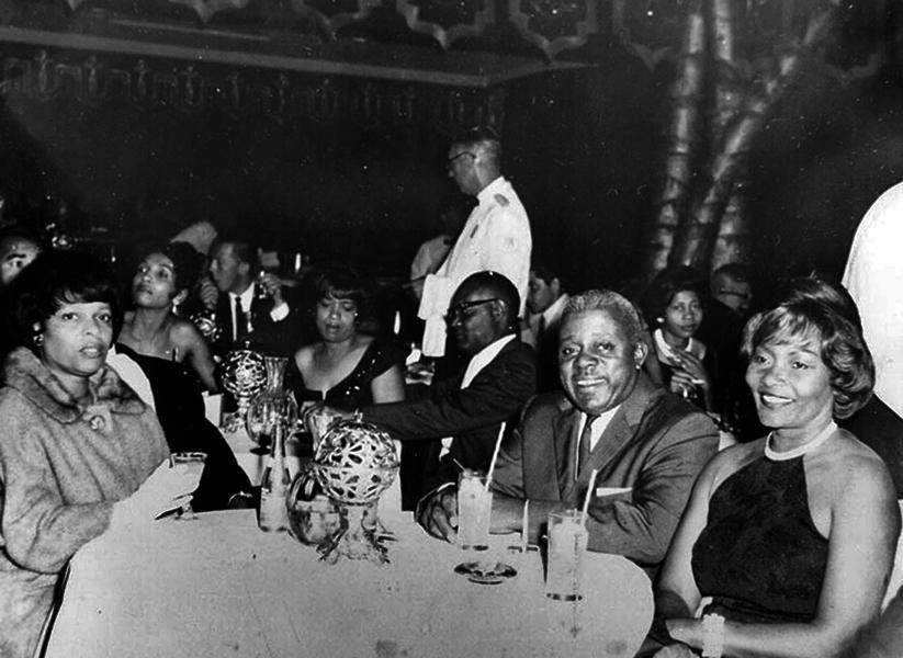 African American 1964 Cocoanut Grove