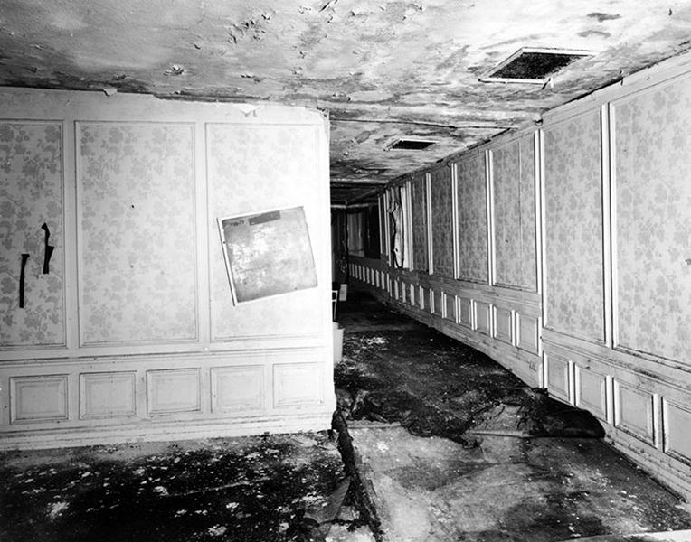 Ambassador Hotel hallway