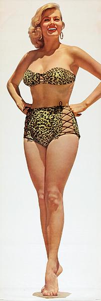 Anita Eckberg Swimsuit