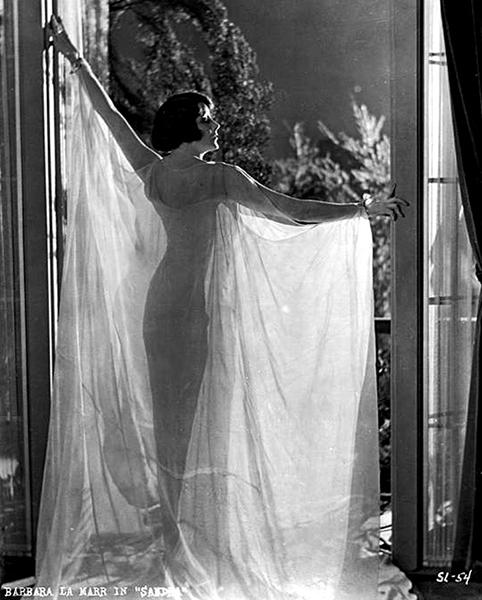 Barbara La Marr The Moth