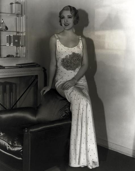 Bebe Daniels 1931