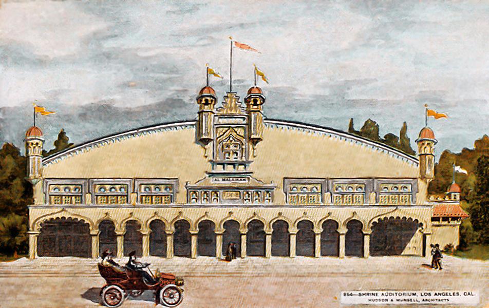 original Shrine Auditorium