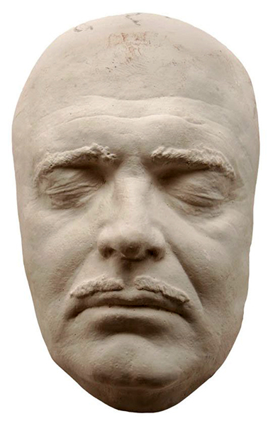 Clark Gable Lifemask