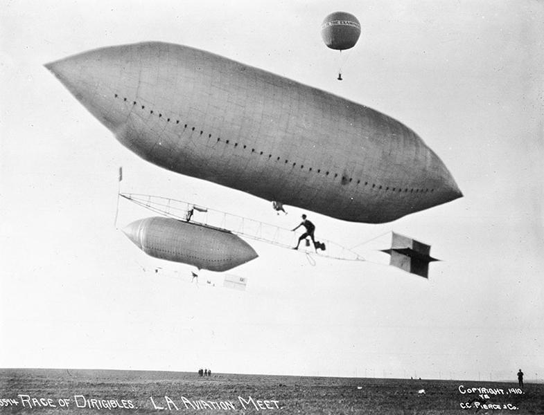 dominguez field Air Meet 1910